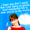 pushing daisies// chuck