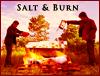 Observed behaving suspiciously in Strasbourgh: SPN - Salt and Burn