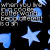 Cookie Cutter World