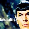 Min: StarTrekClassic/SpockFascinating