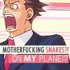 [Phoenix] Snakes!