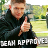 brigid_tanner: Dean approved black jacket