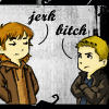 the_other_sandy: Chibi Sam & Dean Jerk