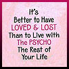 Bettertolove&lost