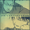 au contraire: FMA - you can take us on