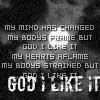 God I like it