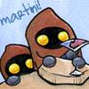 star wars-martini