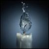 Ледяная свеча
