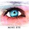 Mine eye
