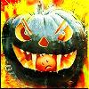 Ith: Holiday - Halloween Fang Pumpkin