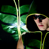 Mark: guy green arrow smallville