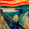 the nightingale in berkeley square: The Scream