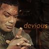 devious teal'c