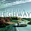 Ash: Impala (highway)