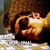 DLM: Mason's death