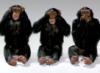 Три обезьяны