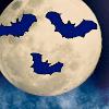 Halloween_Moon&Bats