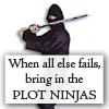 plot ninja
