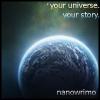 NaNo planet