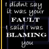 fault-blame
