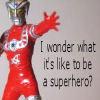 mindykim: superhero