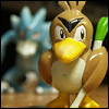 R'oxymora: Pokemon - Golduck and Farfetch'D