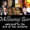 Milliways Bar, Milliways and fandom
