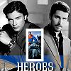 clark/bruce heroes