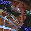 Kernezelda: FS boys toys