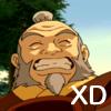 peachespig: Avatar Iroh grin