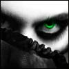 calyx22: green eye