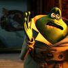 A Smiley Viking: Flushed Away - Le Frog