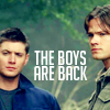 SPN - boys are back