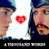 A 1000 Words - J/E
