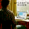 BEWARE OF JENMAR.: Writers Block - SamandDean