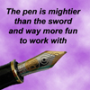 majorsamfan: Pen-Sword-Fun