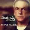 Jo: NCIS: Gibbs-Starbucks