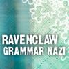 Jo: HP: Ravenclaw Grammar Nazi