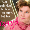 Gay - Umbridge is alarmed