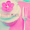 cupcake, temptation