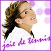 justine - joie