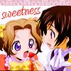 CG sweetness