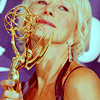 Helen and her Emmy!