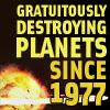 sw: eu: gratuitously destroying planets