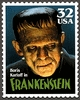 Frankenstein Stamp