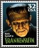 Frankenstein Stamp