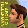 tellerman legacy 8