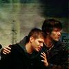 Sam and Dean from Faith