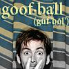 Dani: Dr Ten goofball