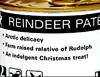 Misanthropic extrovert: reindeer pate